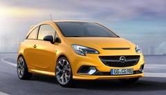 Opel Corsa GSi : elle arrive !