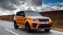 Essai Range Rover Sport SVR : C'est du brutal !