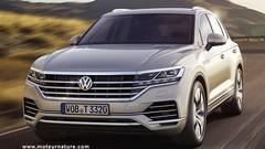 Volkswagen Touareg : évidemment diesel