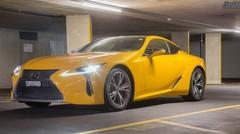 Essai Lexus LC500: sportive pour esthète