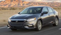 Honda: la berline hybride Insight fait son retour