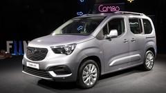 Opel Combo Life : le troisième larron