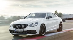 Dernière à être restylée, la Mercedes-AMG C 63