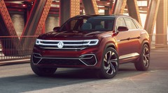 Salon de New York 2018 : Volkswagen dévoile l'Atlas Cross Concept