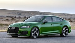 Audi RS5 Sportback : en vedette au salon de New York