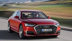 Essai Audi A8 50 TDi Quattro2018 : Trop bonne élève ?