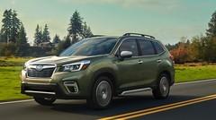 Subaru Forester 2019 : Remplacement en douceur