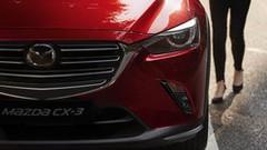 Mazda CX-3 facelift 2 (2018) : Nouveau look et nouveau moteur diesel