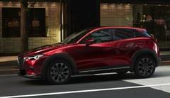 Mazda CX-3 : léger restylage et Euro 6d