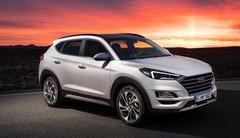 Hyundai: restylage pour le Tucson
