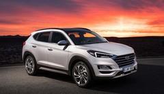 Hyundai Tucson : rafraîchissement technologique