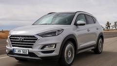 Nombreux changements au menu du SUV Hyundai Tucson restylé