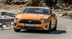 Essai Ford Mustang : débourrage fin