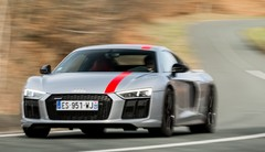 Essai Audi R8 RWS : danke schön Stephan