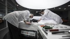 McLaren technology centre : Nouvelles mesures de productivité