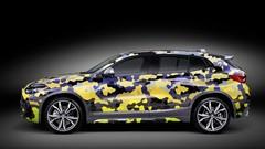 BMW X2 Kit Camouflage (2018) : Le X2 enfile sa tenue de camouflage