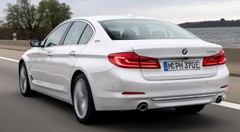 Essai BMW 530e : Du muscle en silence