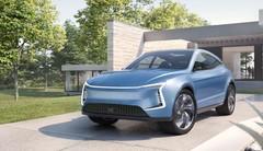 SF Motors : deux SUV électriques pour concurrencer Tesla