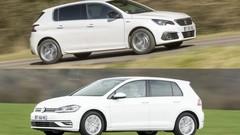 Essai Peugeot 308 vs VW Golf : le match des essences dernier-cri