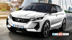 Futur Peugeot 4008 (2020) : le X4 en ligne de mire