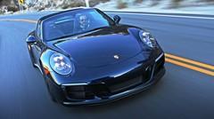 Essai Porsche 911 Targa 4 GTS : le charisme est-il intact ? :