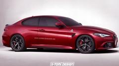 Alfa Romeo : une version coupé de 650 ch pour la Giulia ?