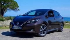 Essai Nissan Leaf 2