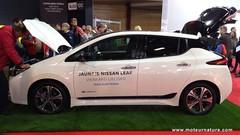 Salon de l'auto de Riga en Lettonie