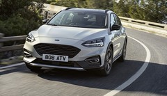 Ford Focus Active : plus de hauteur
