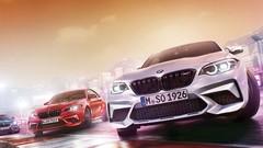 BMW M2 Compétition : le coupé à moteur de BMW M4 prend la fuite