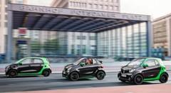 Smart : 100% électrique d'ici 2020