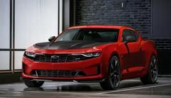 Chevrolet Camaro : passage par la case restylage