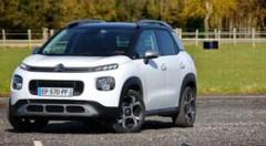 Essai Citroën C3 Aircross PureTech 110 EAT6, changement de bord