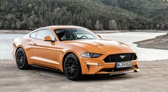 Essai Ford Mustang restylée : Quelque chose de Tennessee