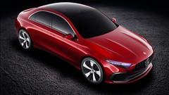 Mercedes Classe A 2018 : la berline sera présentée à Pékin