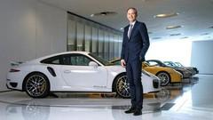 Porsche : le dernier modèle tout thermique pour 2030