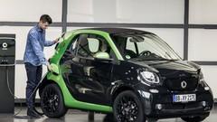 Smart : bientôt une gamme uniquement électrique