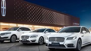 Lincoln : 5 modèles « made in China » d'ici 2022