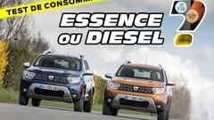 Dacia Duster TCe 125 et dCi 110 : essence ou diesel, lequel choisir ?