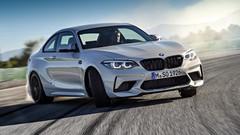 BMW M2 Compétition 2018 : infos et photos de la M2 de 410 ch
