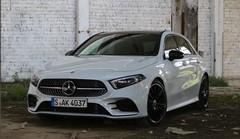 Essai Mercedes Classe A 2018 : la Classe A Dallas