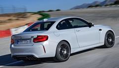 BMW dévoile une M2 Coupé plus musclée