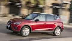 Essai Seat Arona 1.5 TSI 150 ch (2018)