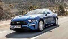 La Ford Mustang restylée poursuit le succès