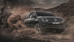 La Volkswagen Amarok est disponible avec un V6 TDI