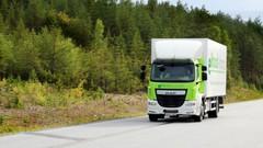 ERoad Arlanda : une route à rail électrique