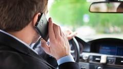 Le téléphone au volant, bientôt la proie d'un nouveau type de radar