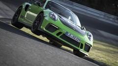 Porsche : la 911 GT3 RS sous les 7 minutes sur le Nürburgring