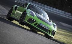 """Porsche 911 GT3 RS : La GT3 RS en 6'56""""4 Sur La Nordschleife"""