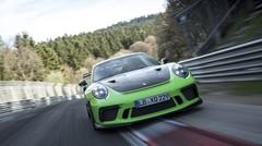 La Porsche 911 GT3 RS sous les 7 minutes au Nürburgring